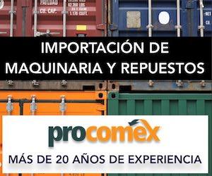 procomex-maquinaria-repuestos-importacion-industria-minera